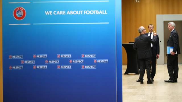 UEFA Executive Committee Meeting