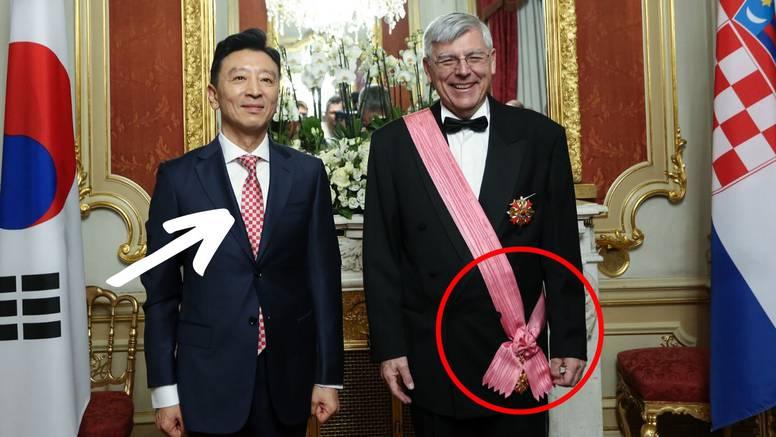 Lenta viteza Reinera ili možda kravata Korejca, što je ljepše?