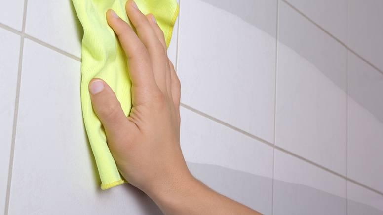 Super trikovi kako očistiti cijelu kupaonicu samo s bijelim octom