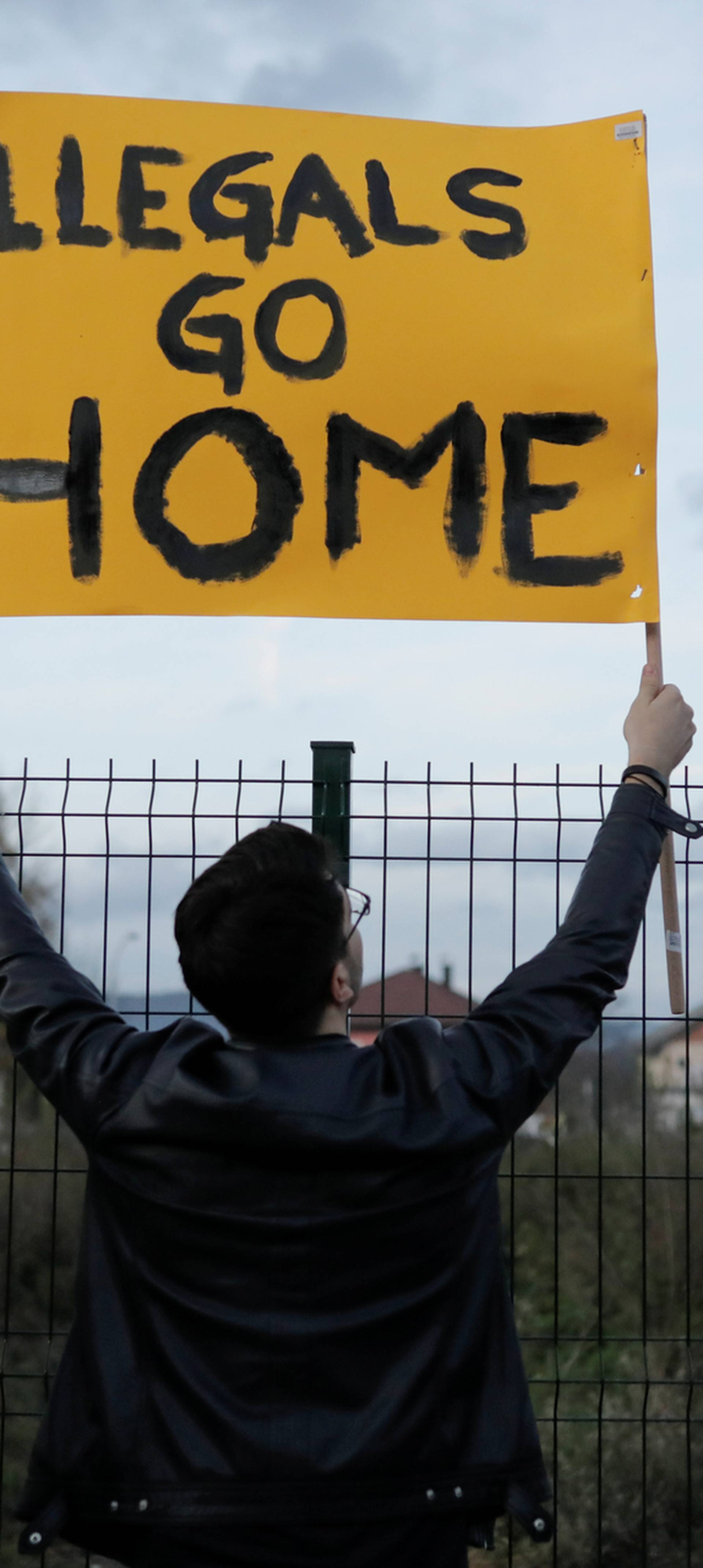 Europska komisija u Bihaću: 'Ovaj kamp mora se zatvoriti'