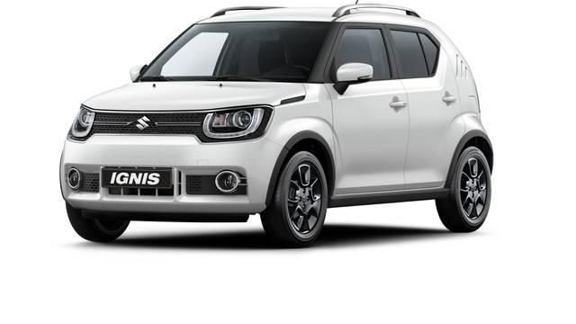 Pravila nagradne igre: Osvoji crossover Suzuki Ignis