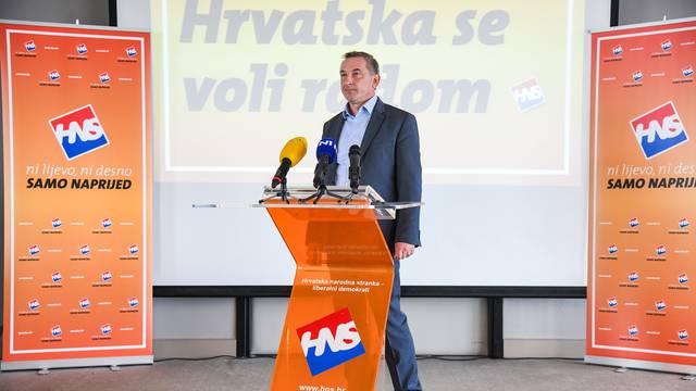 Zagreb: Predstavljeno novo vodstvo HNS-a i programske smjernice za nadolazeće izbore