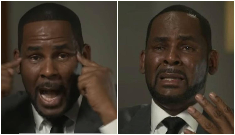 R. Kelly 'pukao' pred kamerom: 'Borim se za svoj jeb*ni život!'