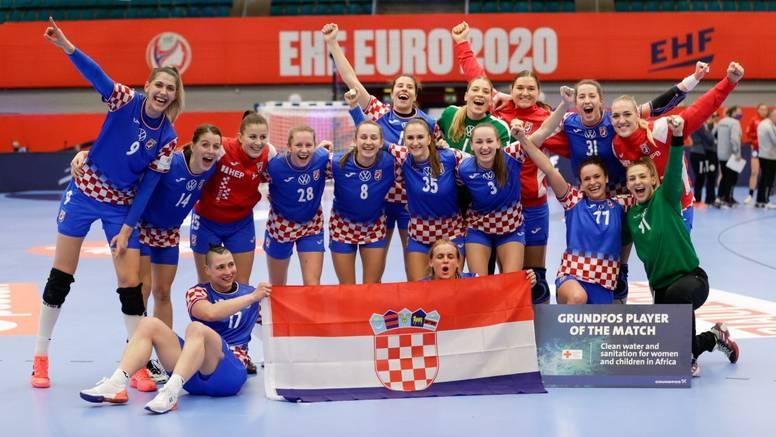 Ma tko im što može? Briljantne Hrvatice srušile Rumunjsku i došle na korak od polufinala!