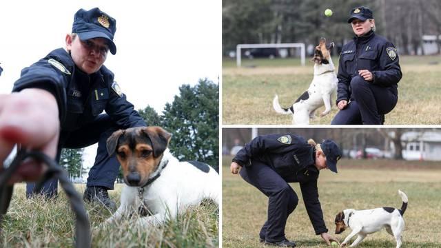 Prva šaptačica psima u policiji: 'Najteže mi padaju opraštanja'