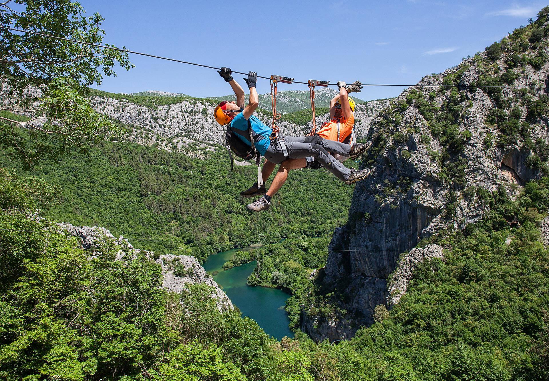Nezaboravni vikend zajamčen: Aktivnosti koje nudi Dalmacija