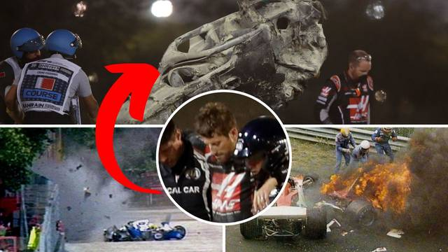 Čudesan izum spasio Grosjeana da ne završi kao Lauda ili Senna