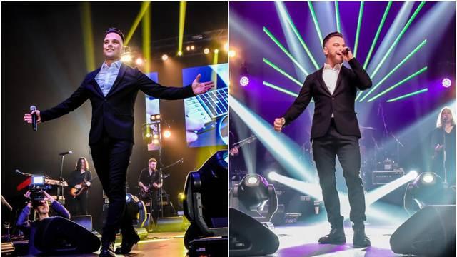 Ivan Zak imao koncert u Areni Varaždin: Fanovi pjevali u glas