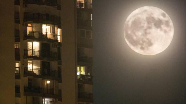 Rijedak fenomen: Za dva dana stiže 'superkrvavi plavi Mjesec'
