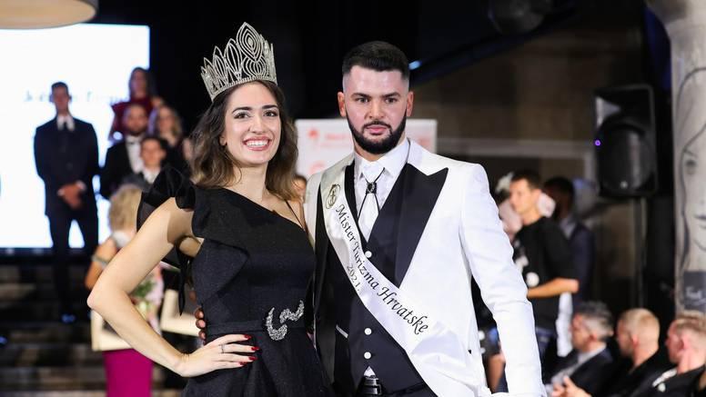 Novi Miss i Mister Turizma su: Zrinka Ćorić i Dominik Tvorek