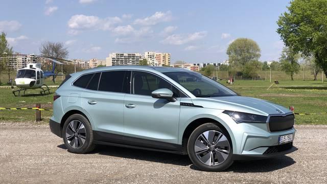 Impresivna Škoda Enyaq stigla u Hrvatsku i već smo je vozili