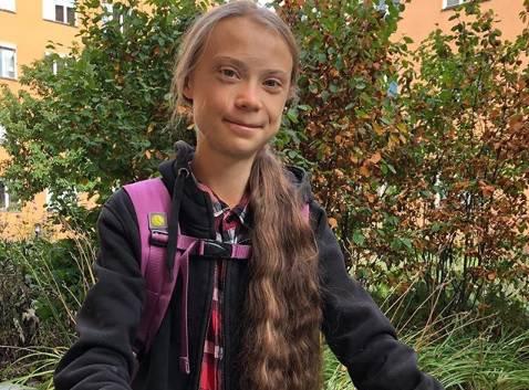 Greta Thunberg nakon godinu dana stanke ponovno u školi
