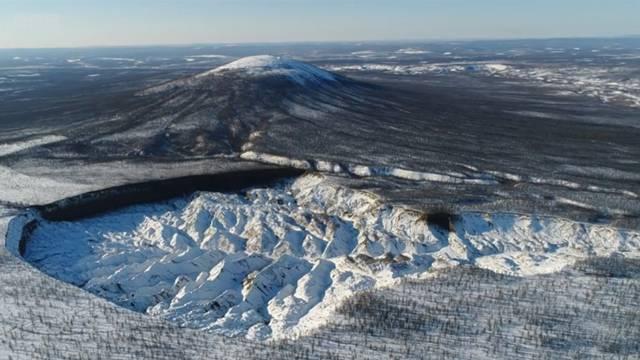 Vrata pakla u Sibiru su sve veća - sve zbog  klimatskih promjena