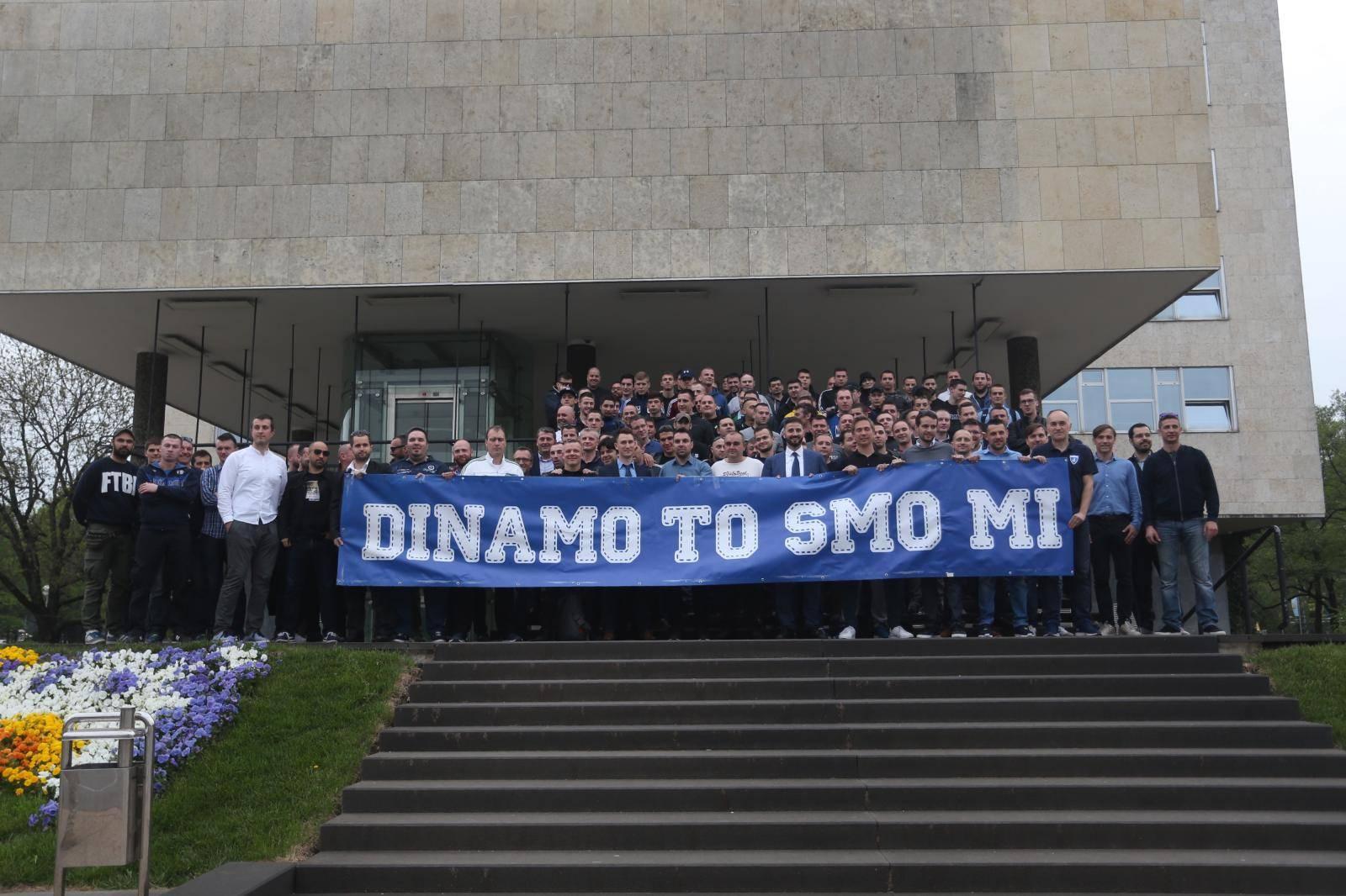 'Dinamo to smo mi' uzvraća udarac: Krade se kad se ima...