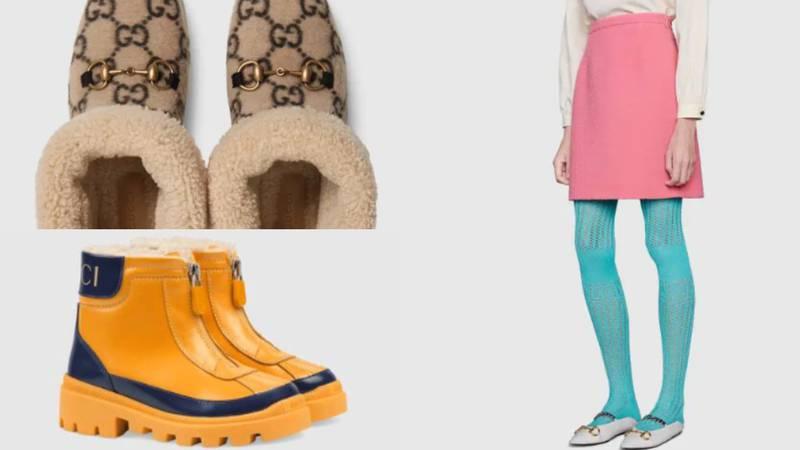 Papuče od 6500 kune i čizmice za kišu od 5500 kuna iz Guccija