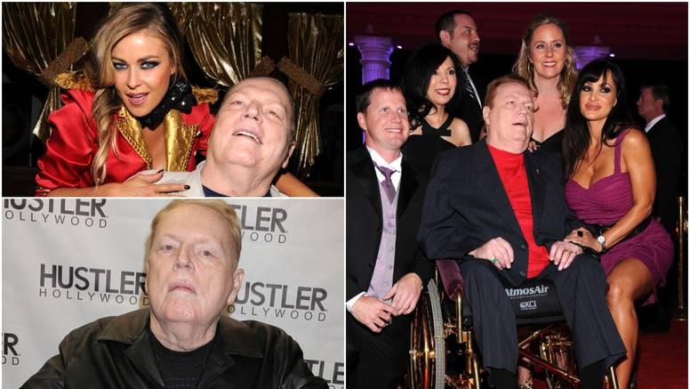 Larry Flynt je na pornografskom carstvu 'vrtio' milijune, a zbog naslovnice je ostao paraliziran