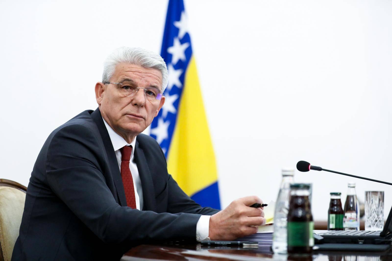 Sarajevo: Redovna sjednica Predsjedništva Bosne i Hercegovine