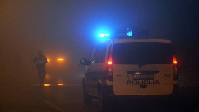Slavonski Brod: Vozač audija usmrtio pješaka u gustoj magli