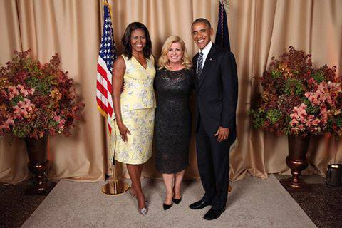 Kolinda se hvali: 'Obama me pozvao na prijem za državnike'