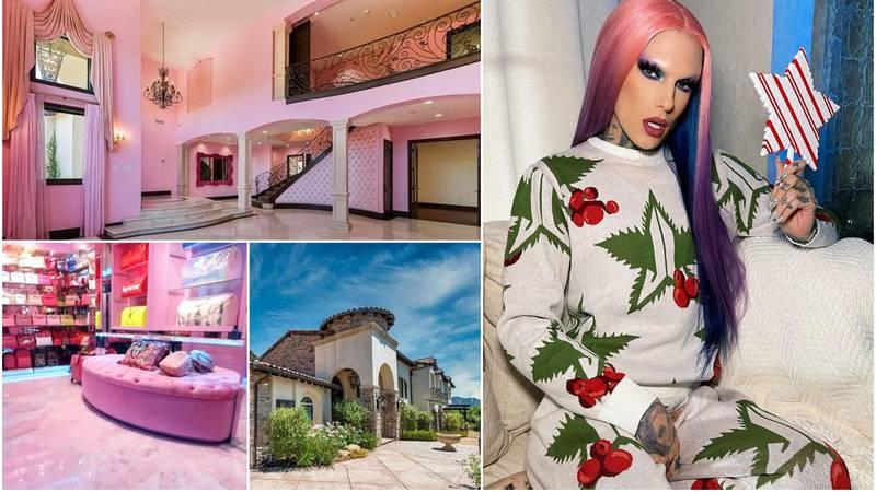 Slavni YouTuber prodao vilu za 21 mil. kuna: Trezor mu je čuvao zaštitar, a svi zidovi su ružičasti