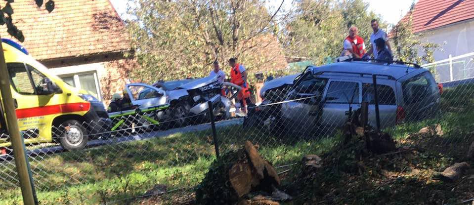 Teška prometna nesreća pokraj Virovitice: Dvoje ljudi u bolnici