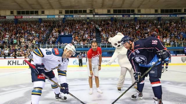 KHL Medvescak - HC Sochi