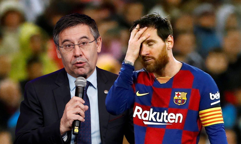 Barca ostala bez predsjednika: Bartomeu ipak podnio ostavku