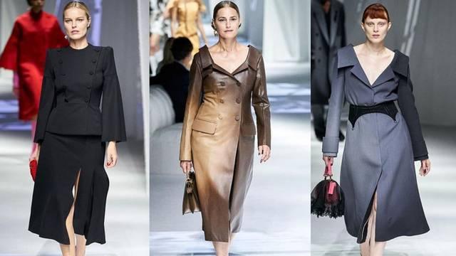 Eva Herzigova i slavni modeli iz 90-ih obilježili reviju kuće Fendi