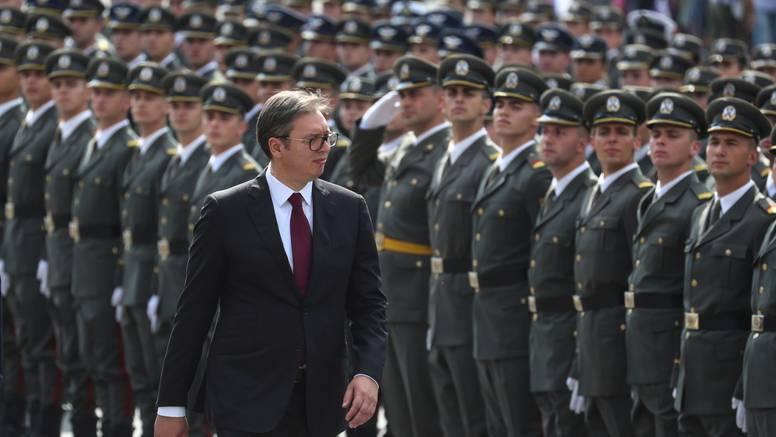 Vučić: 'Srbija prije svega čuva i vodi politku mira i stabilnosti'