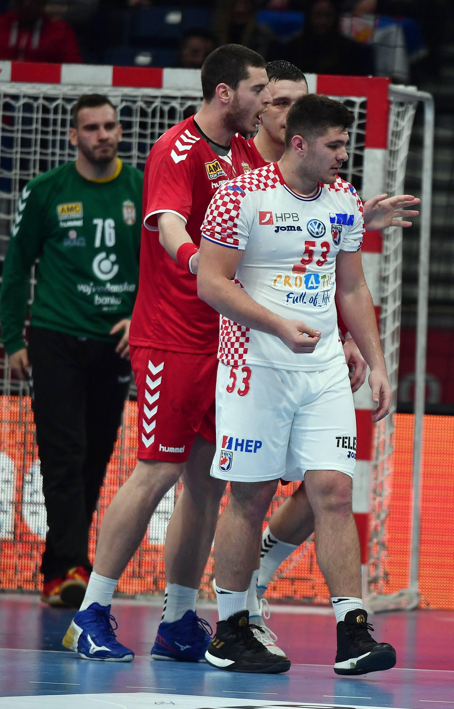 Šego zaključao gol, Duvnjak 'pokrao' Srbe: Hrvati via Beč