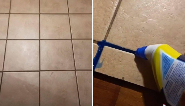 Očistite fuge na ovaj način i vaši podovi izgledat će potpuno novi