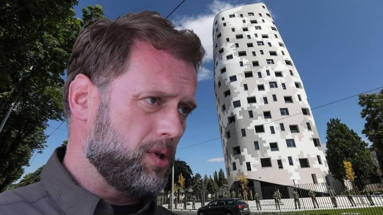 Banožić priznao da će na vrhu vojnog nebodera biti jacuzzi: 'Na koji način da ga uklonim?'