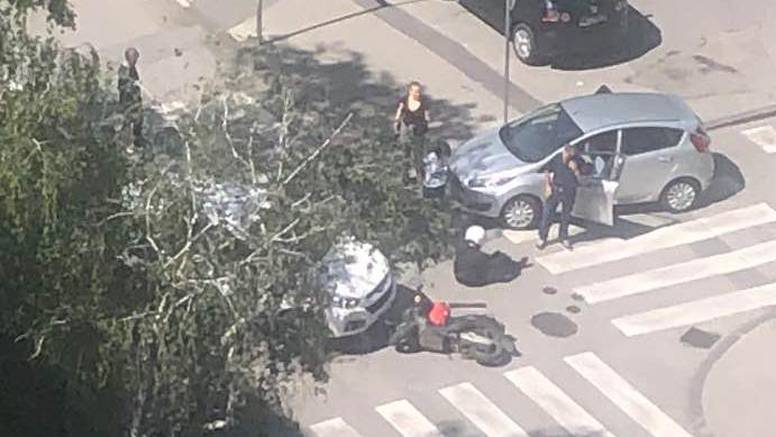 Zagreb: Dvije prometne nesreće za samo 20 minuta u Nehajskoj