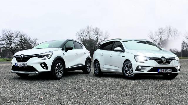E-TECH: Dva automobila i jedan napredan i jako štedljiv  pogon