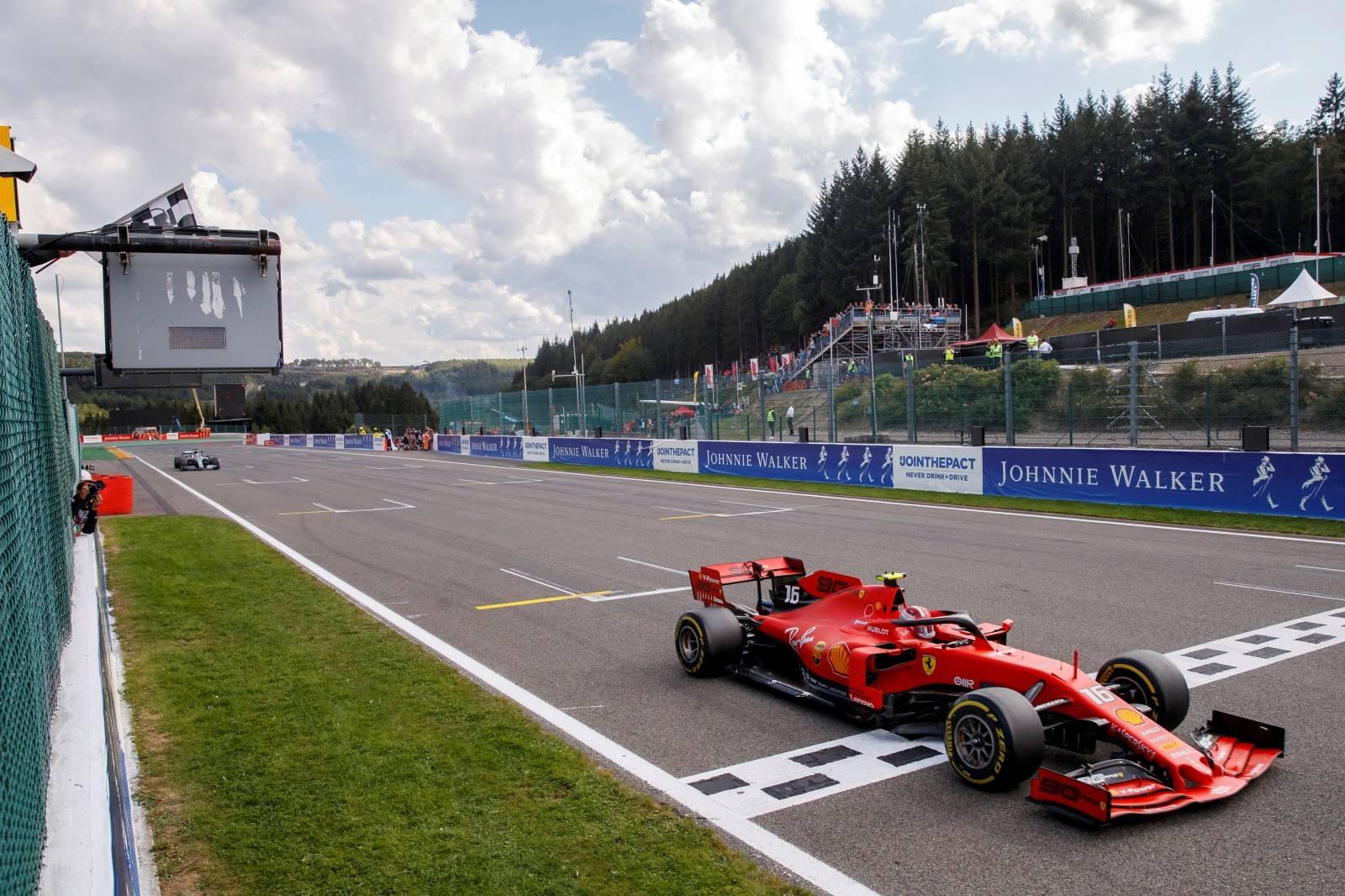 FILE PHOTO: Belgian Grand Prix