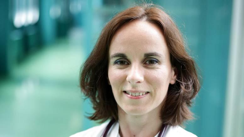 Liječnica iz KB Dubrava: 'Cijepila sam se jer želim svoj život nazad, zagrliti svoje roditelje'