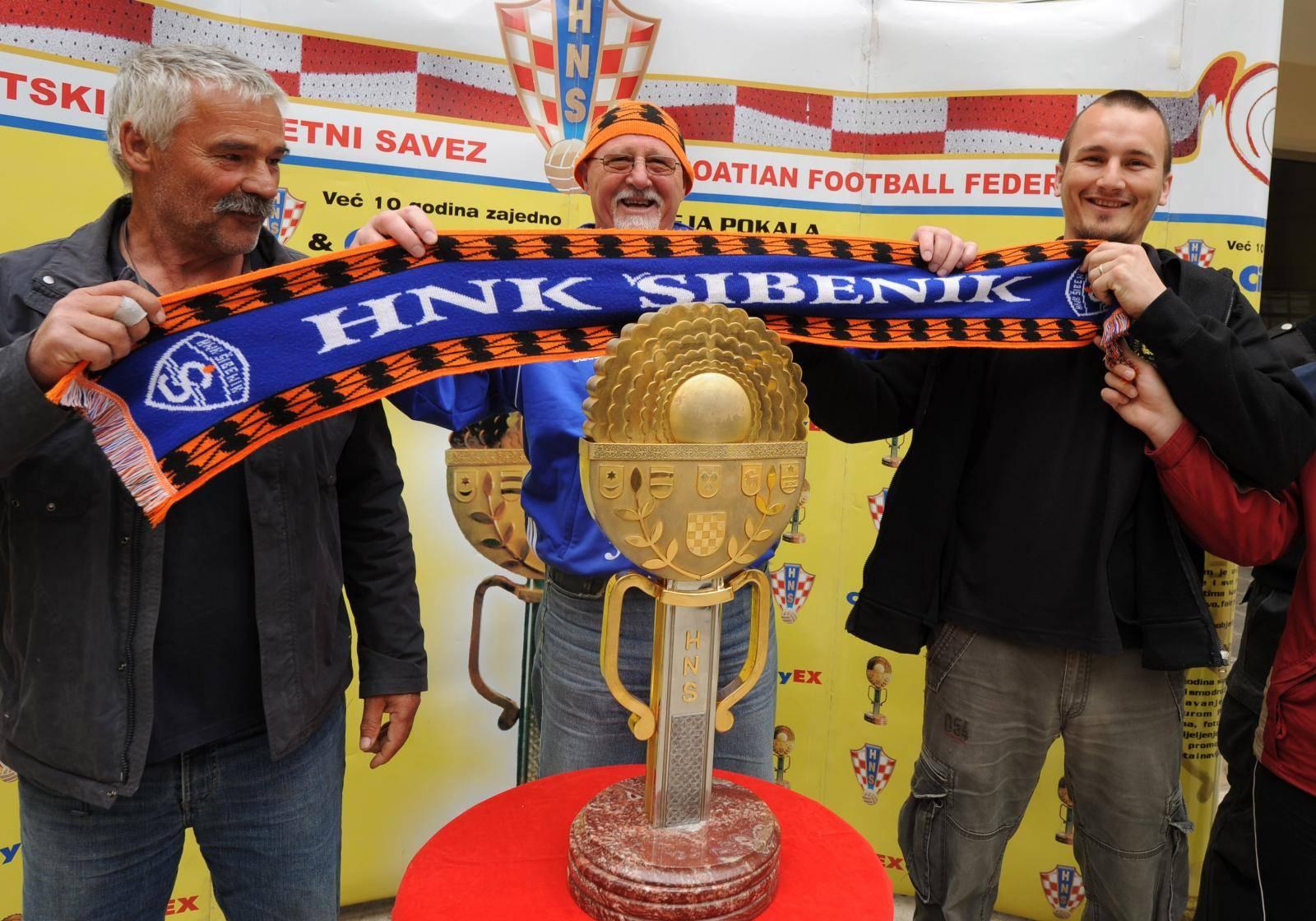 Izvršni odbor HNS-a  odlučio: Finale Kupa igra se u Šibeniku