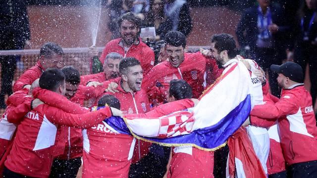 Davis Cup: U tri grada, 11 dana