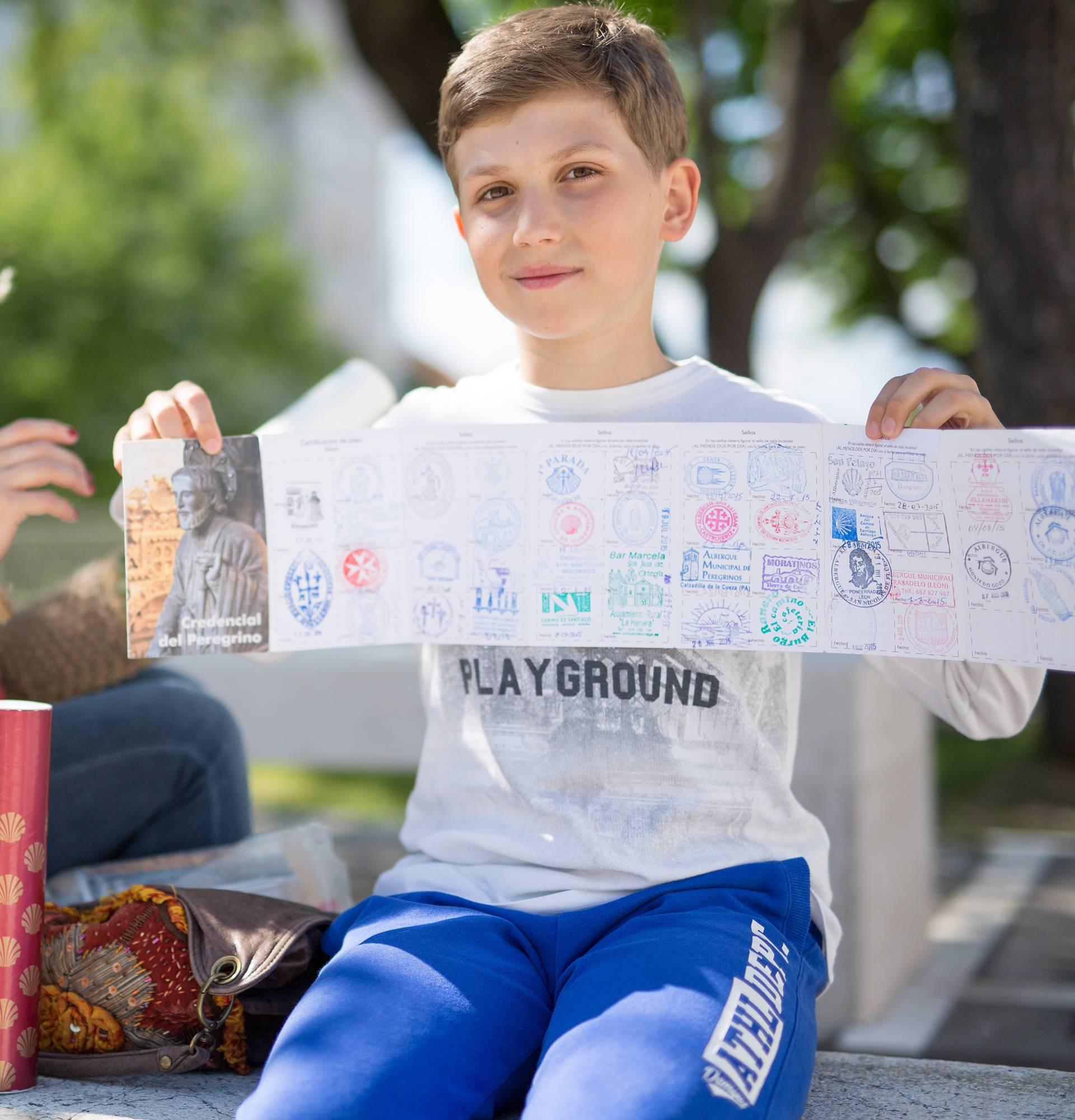 Jan ima 10 godina:  U 28 dana propješačio čak 830 kilometara