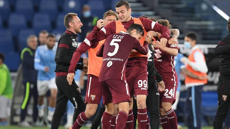 Torino remijem protiv Lazija u Rimu izborio ostanak u Serie A!