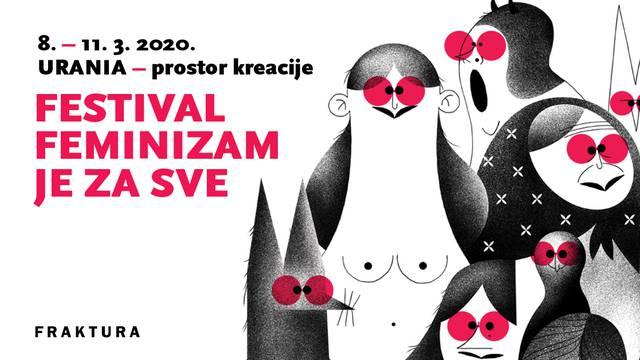 Festival FEMINIZAM JE ZA SVE u zagrebačkoj Uraniji