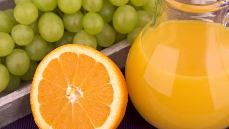 Grožđe i naranče jedite zajedno - otkrivamo zašto je to važno