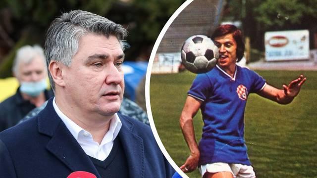 Milanović: Cico i ja znali smo se sresti na trčanju. Radi njega i Zajeca odlazio sam na utakmice