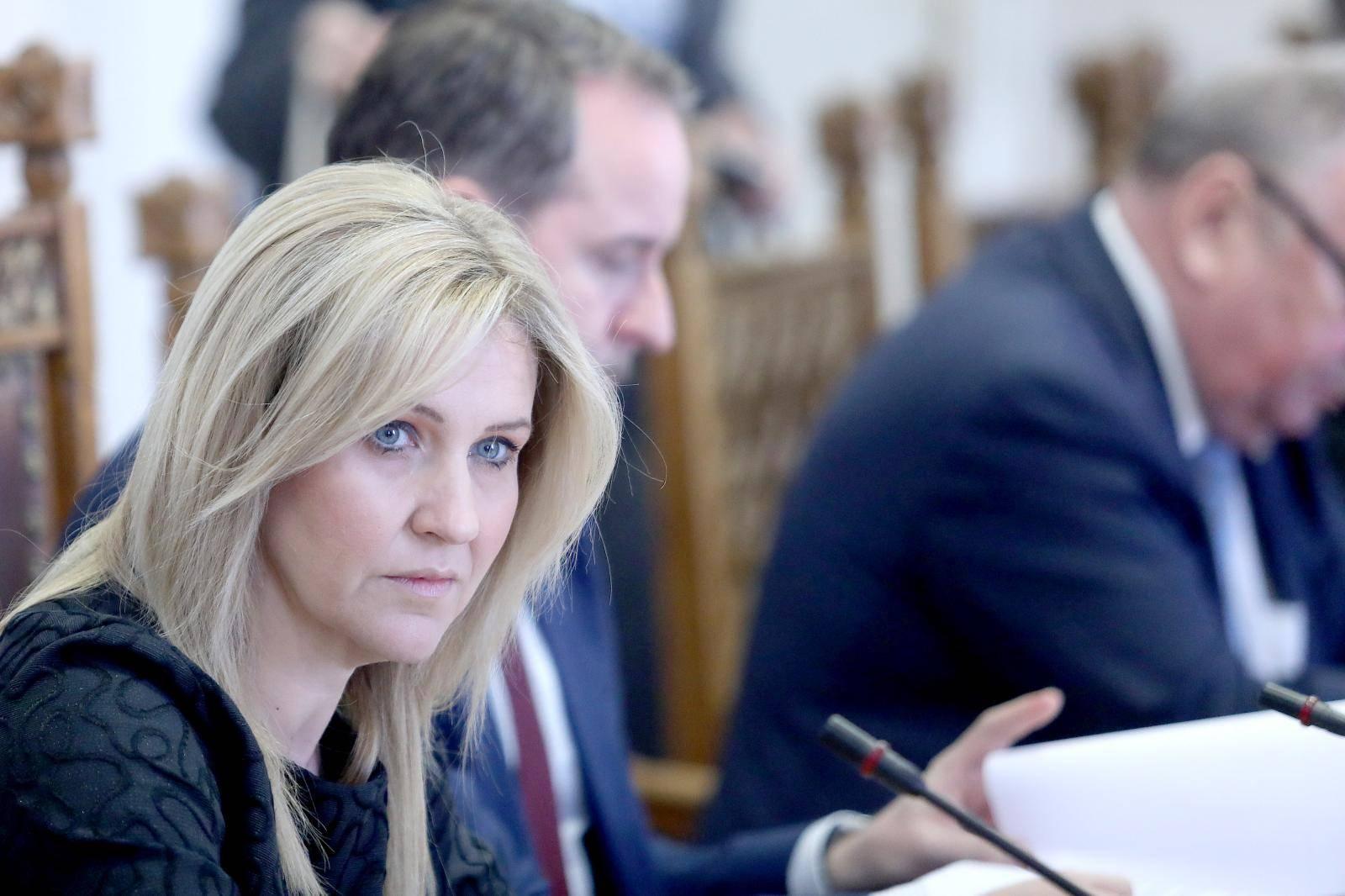 Zagreb: Održana sjednica Odbora za Ustav, Poslovnik i politički sustav