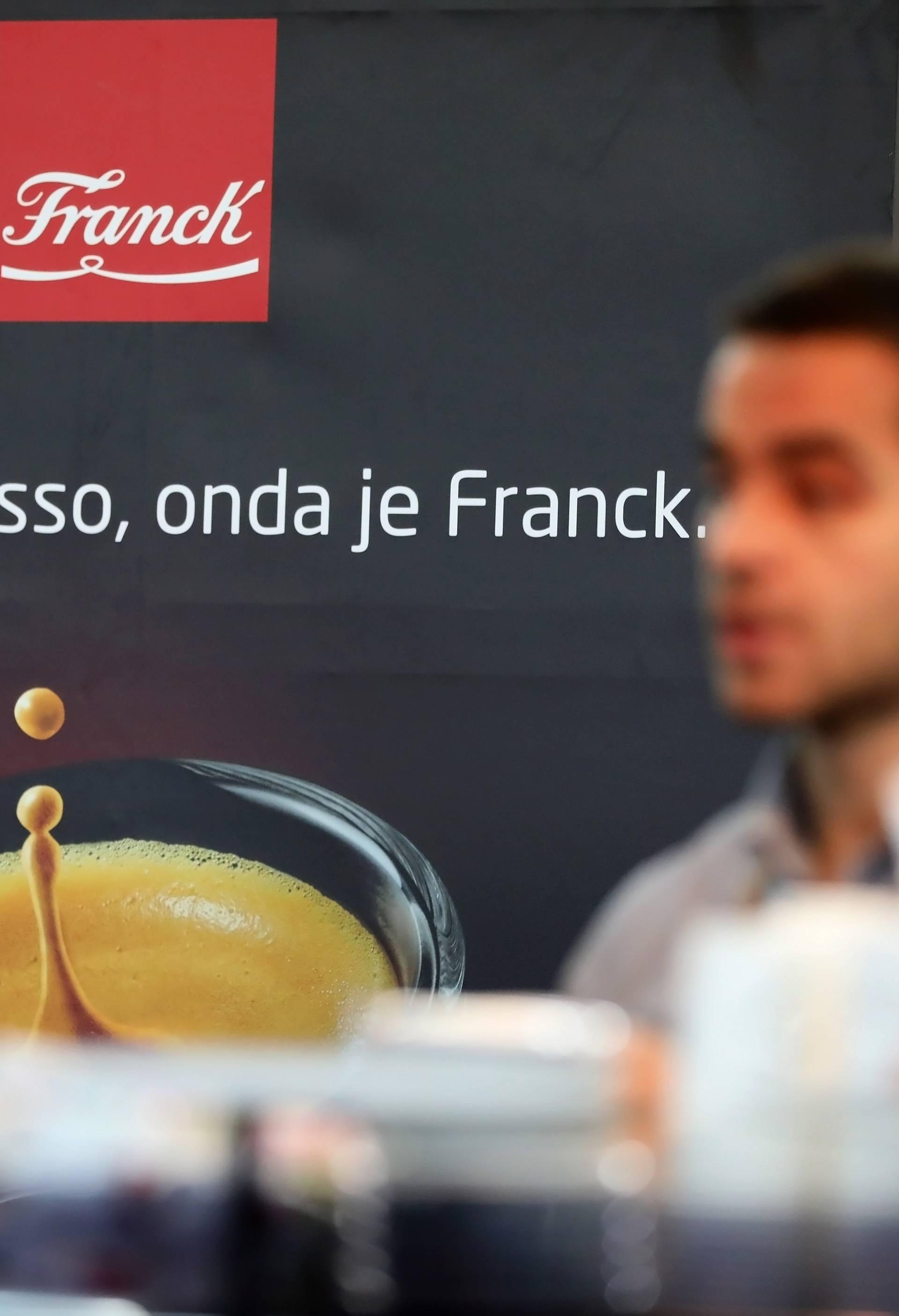 """Franck podržao akciju """"Kupujmo hrvatsko"""""""