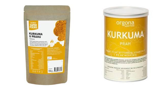 Povučena su još dva proizvoda zbog 2-klor etanola: Bio&Bio i ORGONA Superfood Kurkuma