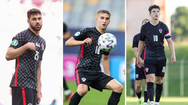 Tri Hrvata među 100 najboljih u Europi: Gvardiol, Biuk i Marin ušli u izbor za 'Zlatnog dečka'!