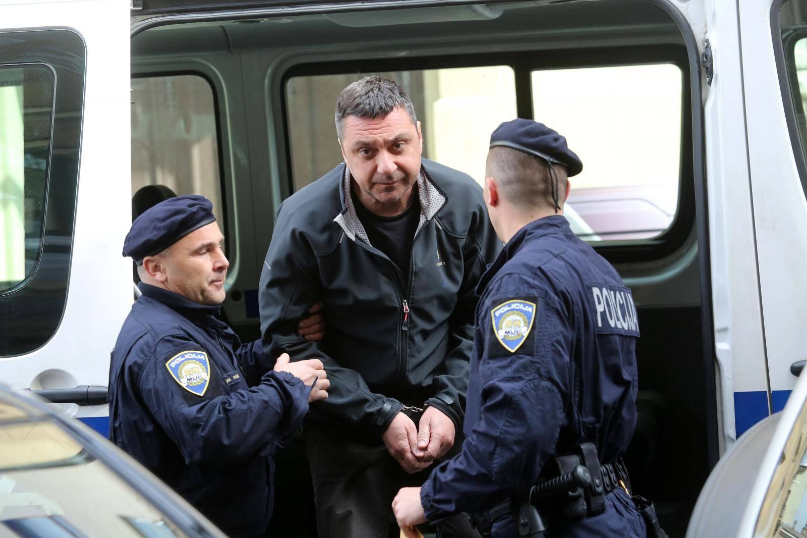 Šefovi u lisicama: Nakon noći u pritvoru - više im nije smiješno