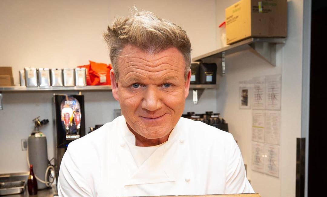 Chefa Ramseya je raspametila hrana u Puli: Uživao je u ribi