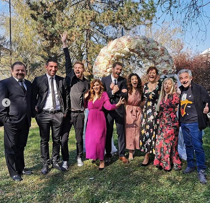 'Drugo ime ljubavi': Završeno je snimanje serije zbog korone